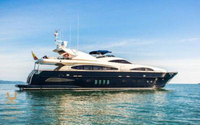 The Astondoa 31.45m GLX yacht