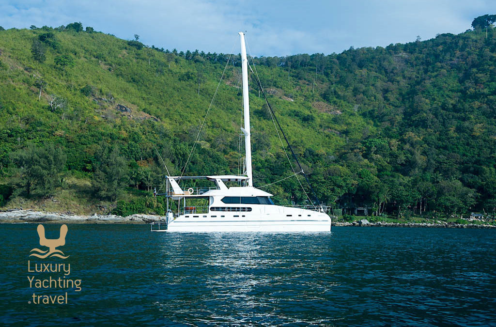 The Blue Lagoon 21.33m yacht
