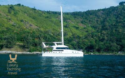 The Blue Lagoon 21.33m yacht