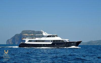 The Broward 33m motor yacht