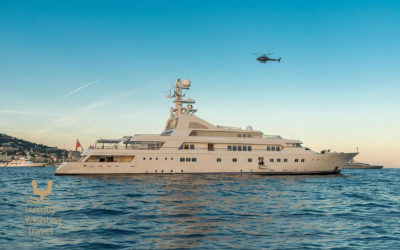 The Grand Ocean 80.2m yacht