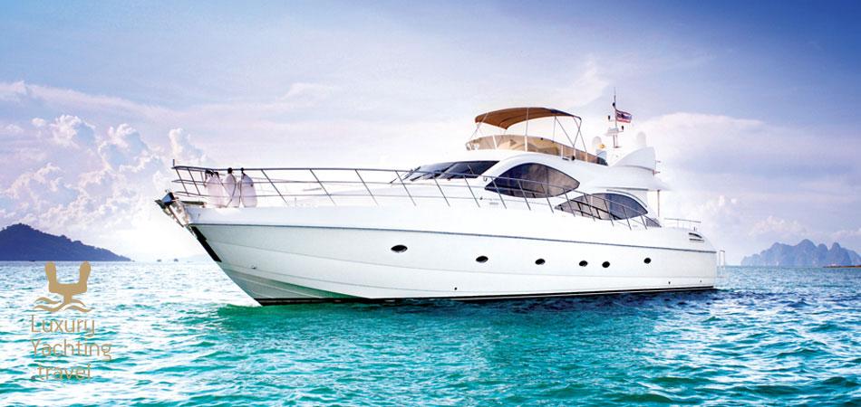 The Lamberti 23.88m motor yacht