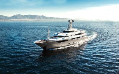 The Light Holic 60m yacht