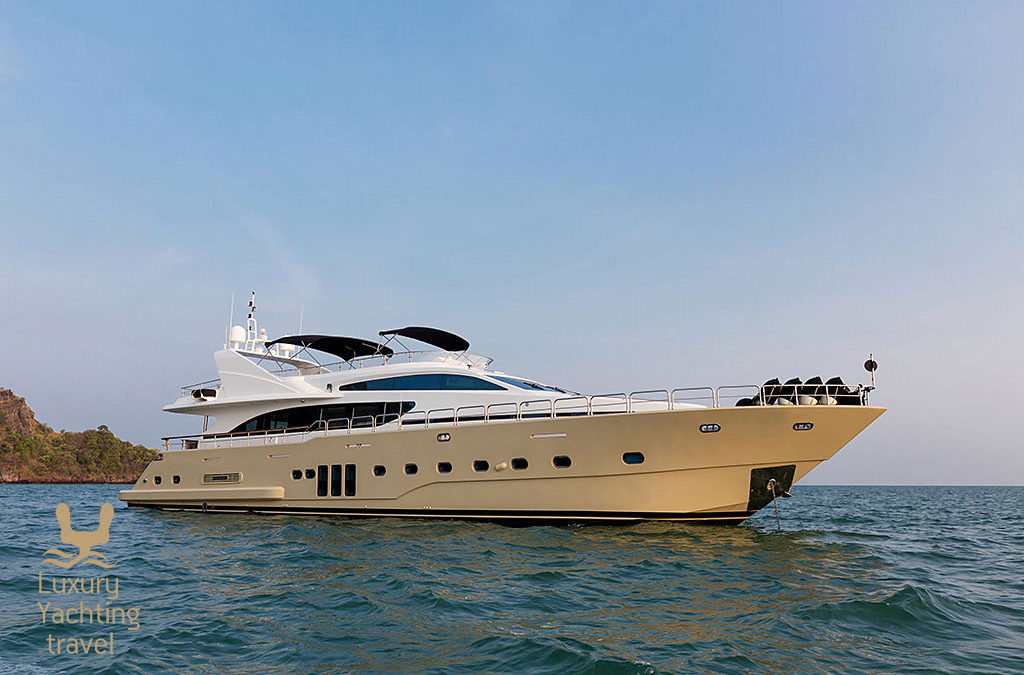 The MY Bilgin 29.5m motor yacht