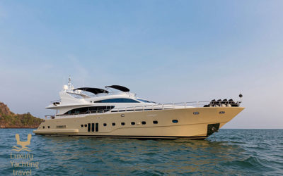 The MY Bilgin 29.5m motor yacht