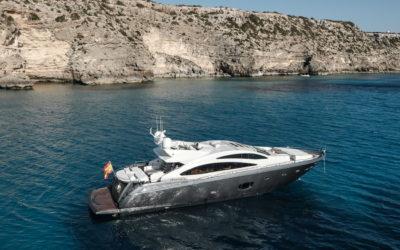The Predator 26m motor yacht