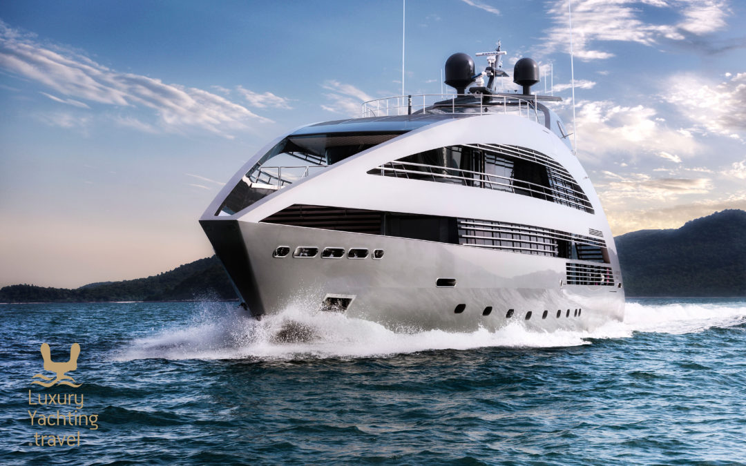 The Rodriquez 41m motor yacht