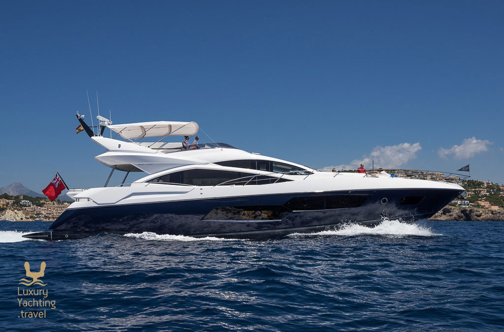 The Sea Water 24.72m yacht